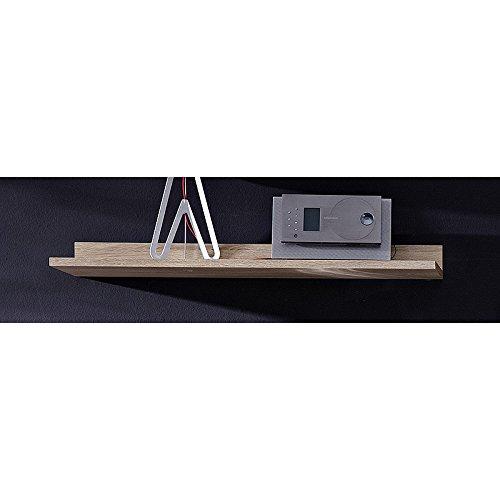 Wohnwand & Highboard Set DRIVEPLUS258 Hochglanz weiß, Sonoma Eiche - 5
