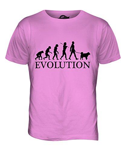 candymix-siberian-husky-evolution-des-menschen-und-hund-unisex-jungen-mdchen-t-shirt-gre-6-jahre-far