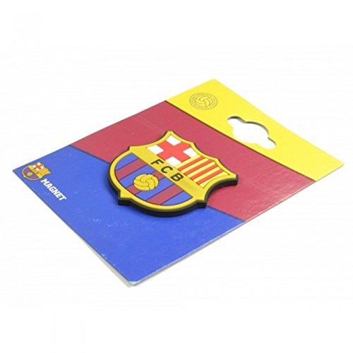 FCB FC Barcelona - Imán para la nevera con el escudo oficial...