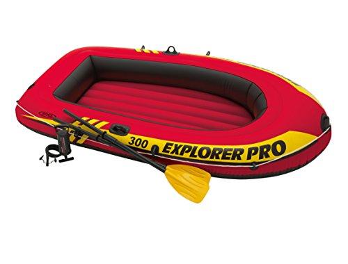 Intex - Explorer Pro 300 Aufblasbares Schlauchboot