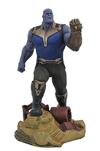 Diamond Thanos Estatua PVC 23 Cm Marvel Gallery Avengers 3, (DIAMV178006)
