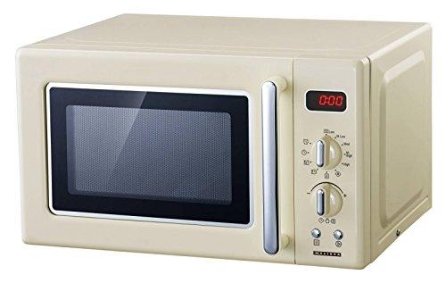 classico-mikrowelle-retro-design-creme-farben-mit-5-leistungsstufen-20-l-garraum-timer-und-auftaufun