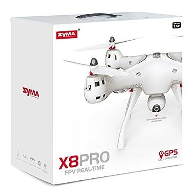 Syma X8Pro 2.4G 4CH Drone With GPS