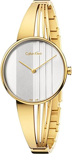 Calvin Klein Damen-Armbanduhr K6S2N516