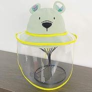 Children Outdoor Protetlive Shield Hat Kids Fáce Protetlive Anti-Spitting Protetlive Dustproof Cover Anti-Fog