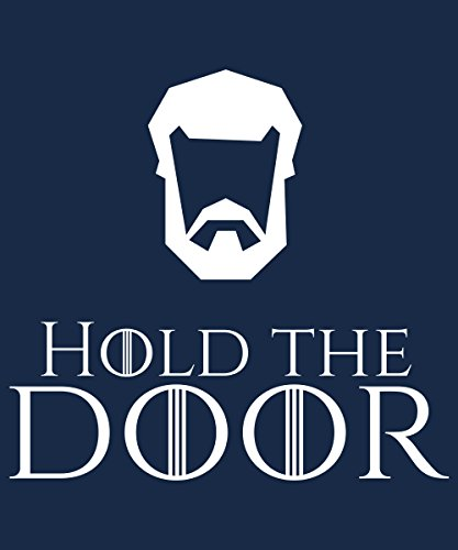 -- Hold the Door -- Boys Kapuzenpullover Navy