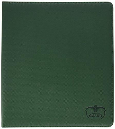 Ultimate Guard UGD010622 - Supreme Collector´s Album 3-Ring XenoSkin Slim, grün Preisvergleich