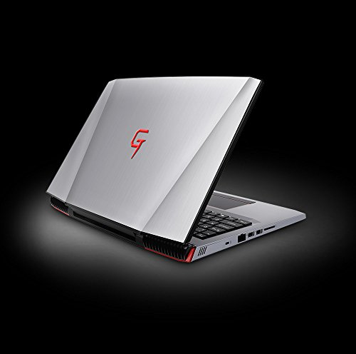 Bben 15 6 Inch Gaming Laptop  Sliver  -  Intel Kabylake Core i7-7700HQ  16 GB RAM  256GB SSD  1TB HDD  NVIDIA GTX 1060 6G RAM  Windows 10 Home  Gaming
