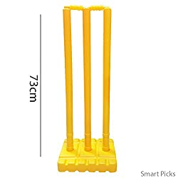 Smart Picks Pro Wicket Set (Yellow)