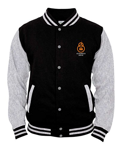 Star Wars Episode VII Baseball Varsity Giubbotto Jacket BB 8 Size L CODI