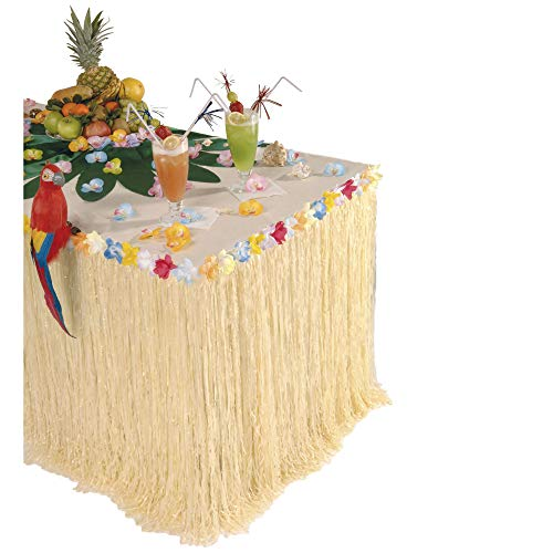 Widmann - Tischdekoration Tropisch (Dekorationen Karibik Thema Party)