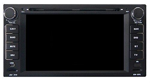 Gowe Android kapazitiver Touchscreen GPS Navigation 15,7cm Auto DVD-Player für Toyota Serie Corolla mit Bluetooth/3G/WIFI/iPod/Mirrorlink Toyota Ipod