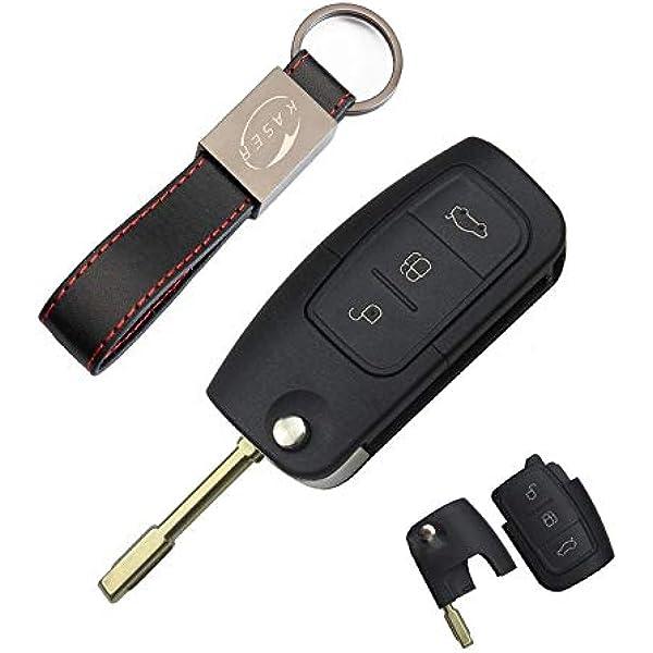 Schlüssel Gehäuse Fernbedienung Für Ford Autoschlüssel Elektronik