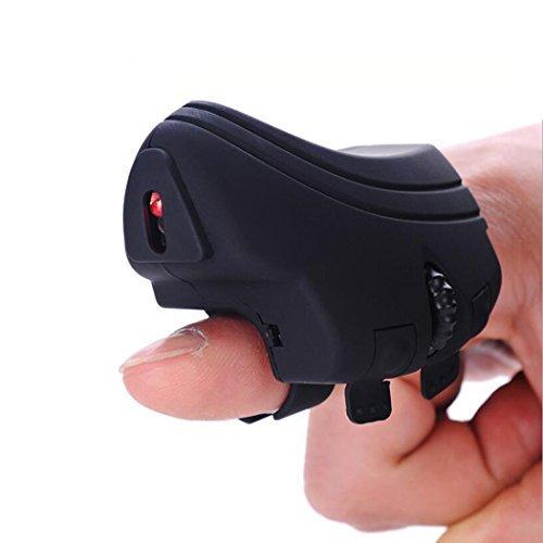 Wireless Finger Maus 2,4 GHz USB wiederaufladbare Handheld Finger Ringe optische Maus für PC Laptop Benutzer