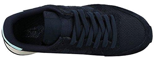 Nike W Internationalist Se, Chaussures de Running Entrainement Femme Noir (noir (obsidienne / bleu côtière))