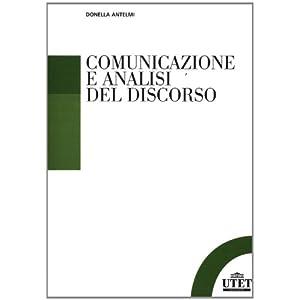 Comunicazione e analisi del discorso