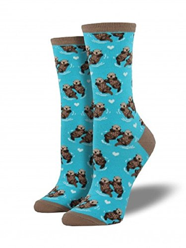 chaussettesmith-significant-otter-bright-crew-chaussettes