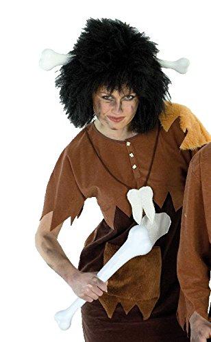 Haarspange Knochen zum Kostüm Halloween Karneval (Knochen Haarspange)