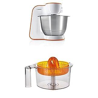 Bosch-StartLine-MUM54I00-Kchenmaschine-900-W-3-9-L-edelstahl-Rhrschssel-einfaches-HandlingVerstaulsung