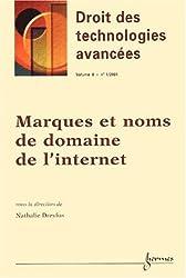 Marques et noms dans le domaine de l'Internet