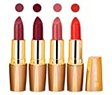 Rythmx 4 Colors Lipstick Creamy Matte Se...