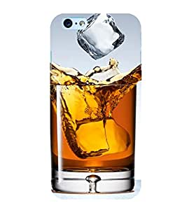 Whisky 3D Hard Polycarbonate Designer Back Case Cover for Apple iPhone 6 Plus :: Apple iPhone 6+