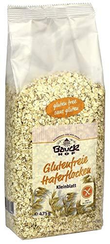Bauckhof Haferflocken glutenfrei, 475 g