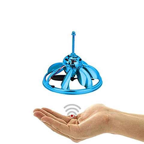 Main Flying UFO Boule LED Mini Induction Suspension RC Aircraft Flying jouet par Cinnamou
