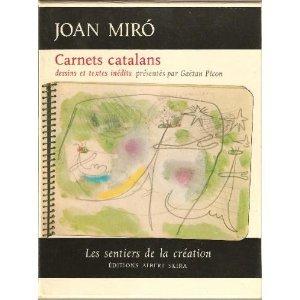 Carnets catalans, dessins et textes iné...