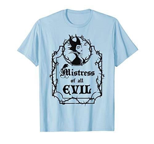 Disney Sleeping Beauty Maleficent Mistress Of All Evil  T-Shirt