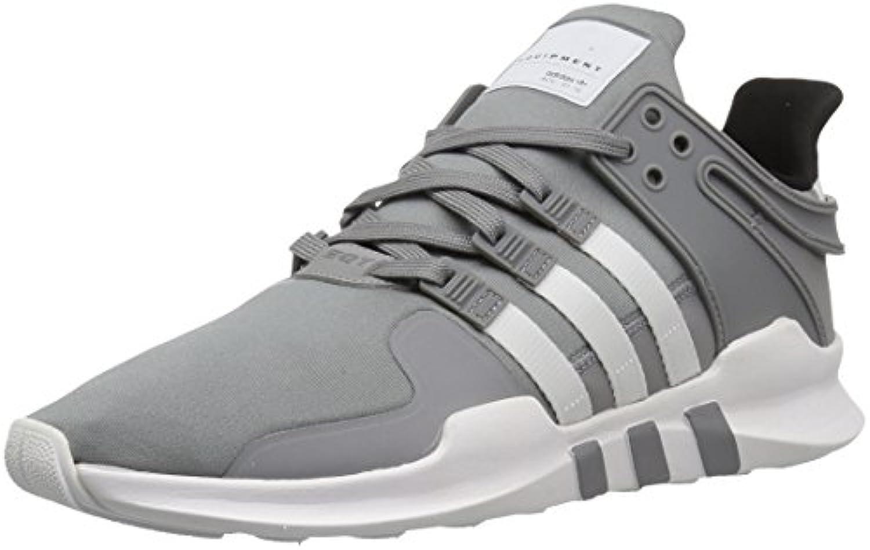 Adidas OriginalsEqt Support ADV - EQT Support ADV da Uomo, Grigio (grigio Three bianca nero), 40.5 EU | Garanzia autentica  | Scolaro/Ragazze Scarpa