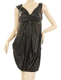 original Miss Sixty Kleid Dress Abendkleid Diamond schwarz Taschen NEU