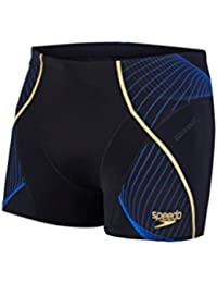 Speedo Herren Fit Pinnacle Aquashorts Badehosen