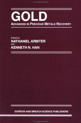 Gold: Advances in Precious Metals Recovery
