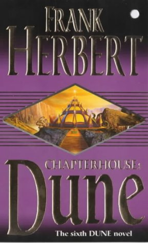 Cover of Chapter House Dune (Dune 6)