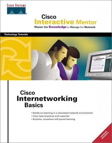 CIM Cisco Internetworking Basics (Network Simulator CD-ROM) (Cisco Interactive Mentor) por Cisco Systems  Inc.