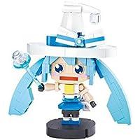 LOZ Mini Blocks Hatsune Miku Hat Juego de Nanobloques de Construcción de Diamante Para Niños y Rompecabezas 3D para Adultos con Caja Opcional con Divertido Juego Educativo iBlock Para Niños.