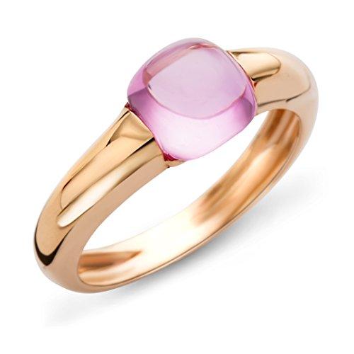 miore-damen-ring-9-karat-375-gelbgold-rosa-quartz-30ct-grosse-58-mna9071r8