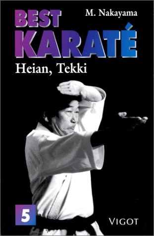 best-karate-numro-5-heian-tekki