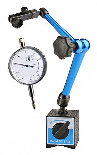 Preisvergleich Produktbild WABECO Magnet-Messstativ mit Messuhr