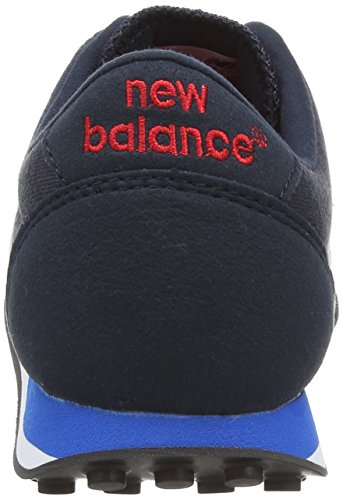 New Balance U410, Baskets Basses Mixte Adulte Bleu (Blue/Red)