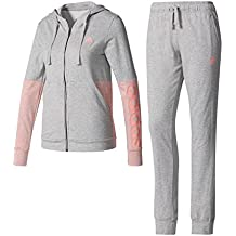 adidas BS2604 - Chándal para mujer, color Multicolor (Brgrin/Rostac), talla XS