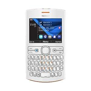 Nokia Asha 205 (Orange-White)