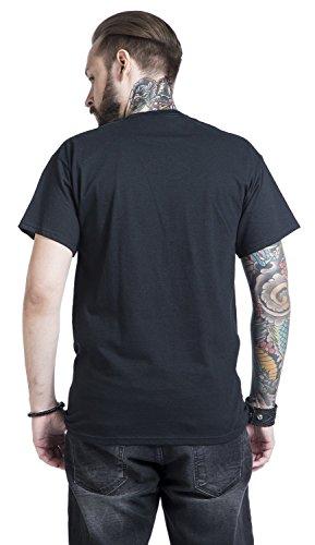 The Rolling Stones Tattoo You Tour T-Shirt schwarz Schwarz