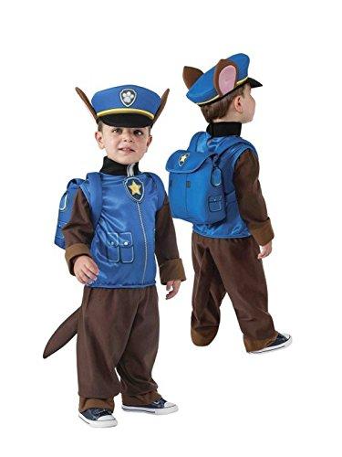Imagen de disfraz chase patrulla canina infantil  único, 3 a 5 años