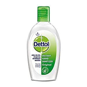 Dettol Instant Hand Sanitizer - 50 ml