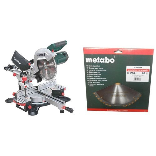 Metabo KGS 254 M - 1.8 Kw - Ø 254 mm - Ingletadora