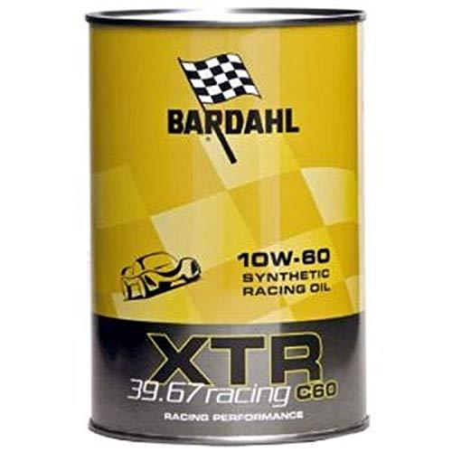 Bardahl 327039 C60 XTR Läuft 39.67 10W60 1 L