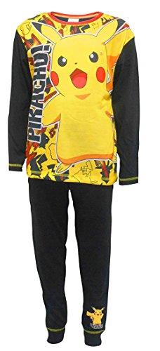 Pokemon-Pikachu-Nios-Pijamas