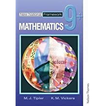 [New National Framework Mathematics 9+ Pupil's Book] (By: M. J. Tipler) [published: November, 2014]